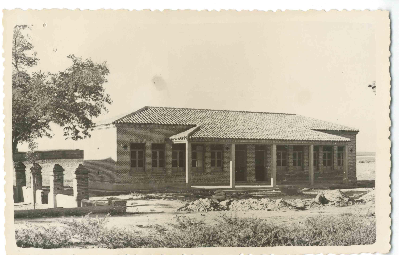 Portillo de Toledo. Escuelas. 1960 (P-747)