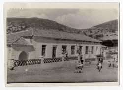 Robledo del Mazo. Escuelas. 1960 (P-788)