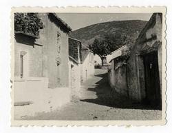 Robledo del Mazo. Calle Machaderas. 1960 (P-789)