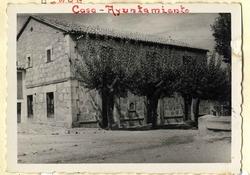 San Pablo de Los Montes. Casa Ayuntamiento. 1960 (P-795)