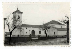 Santa Ana de Pusa. Iglesia de Santa Ana. 1959 (P-802)