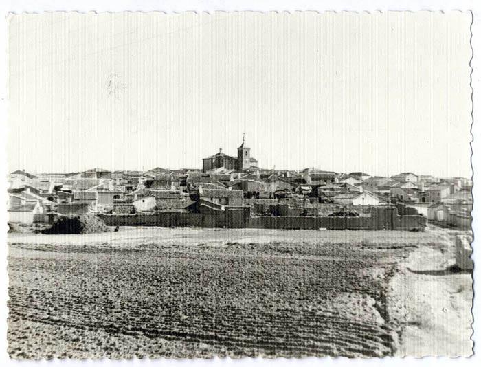 Santa Cruz del Retamar. Vista panorámica. 1960 (P-827)