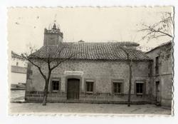 Santa Ana de Pusa. Casa Ayuntamiento. 1960 (P-803)