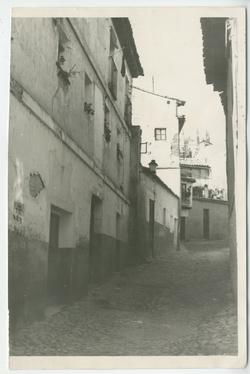 Toledo Bajada del Sacramento. 1966 (P-1125)