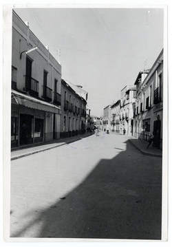 Torrijos. Calle Mayor. 1960 (P-1403)