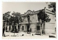 Turleque. Casa Ayuntamiento. 1960 (P-1422)