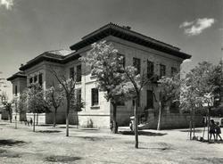 Tembleque. Escuelas Antonia González. 1969 (F-072)