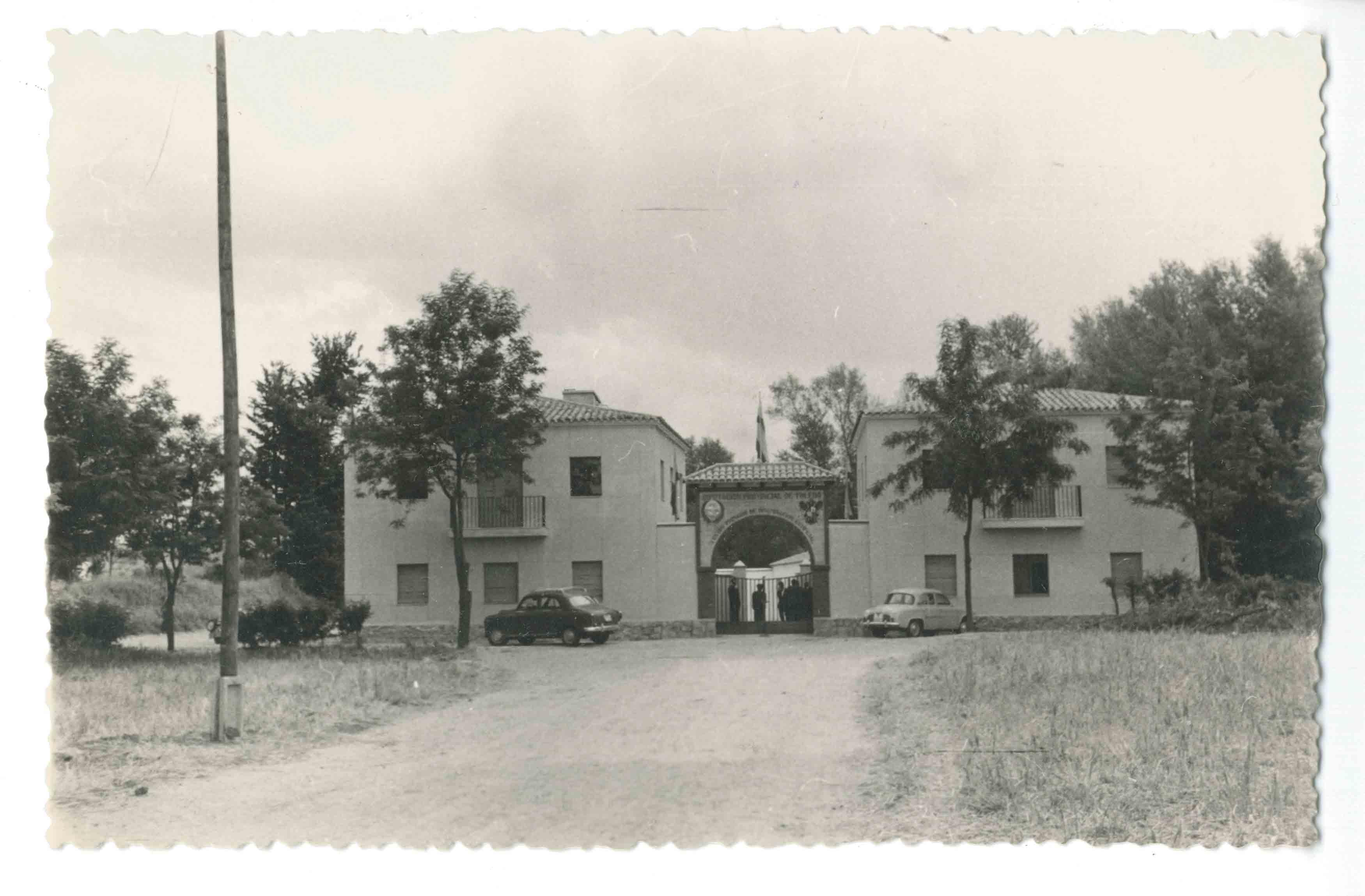 Talavera de la Reina. Centro de Inseminación. 1963 (P-915)