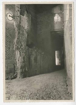 Toledo. Cobertizo de Santo Domingo el Real. 1960 (P-1123)