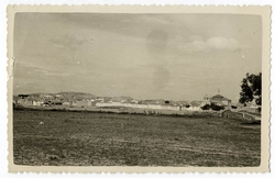 Villamiel de Toledo. Vista panorámica. 1960 (P-1477)