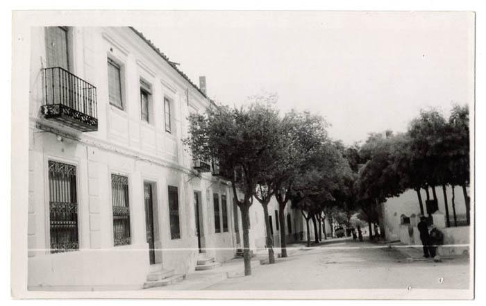 Villanueva de Alcardete. Casa Ayuntamiento. 1960 (P-1486)