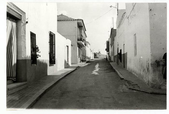 Villanueva de Bogas. Calle La Guardia. 1972 (P-1498)