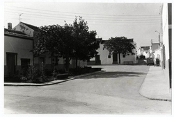 Villanueva de Bogas. Calle del Santo. 1972 (P-1502)