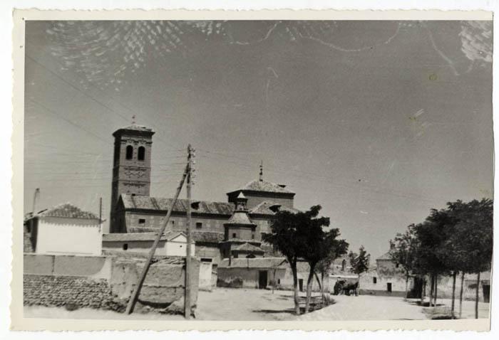 Villaseca de la Sagra. Iglesia Santa Leocadia. 1960 (P-1526)