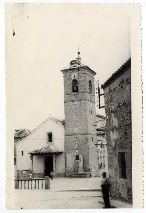 Villasequilla. Iglesia Santa María Magdalena. 1960 (P-1533)
