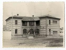 Villaluenga de la Sagra. Escuelas. 1960 (P-1482)