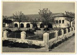 Villanueva de Bogas. Escuelas. 1960 (P-1517)