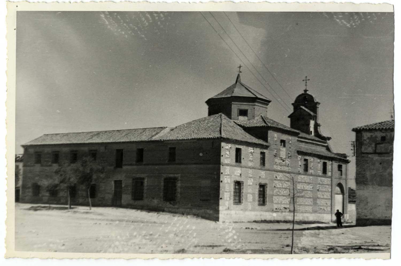 Villaseca de la Sagra. Hospital San Bernardo. 1960 (P-1527)