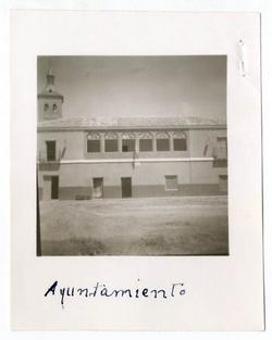 Yunclillos. Casa Ayuntamiento (P-1535)