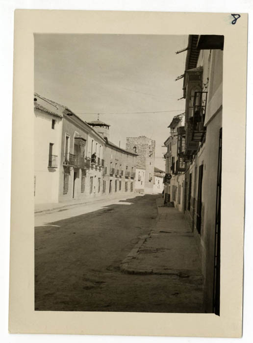 Yepes. Calle Ancha. 1960 (P-1550)