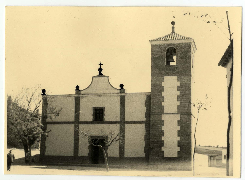 Yeles. Iglesia de Ntra. Sra. de la Asunción. 1960 (P-1553)