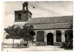 Domingo Pérez. Iglesia Purísima Concepción. 1959 (P-208)
