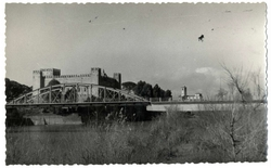 Malpica de Tajo. Puente, castillo e iglesia. 1959 (P-2673)