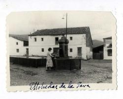 Mohedas de la Jara. Fuente y abrevadero. 1959 (P-530)