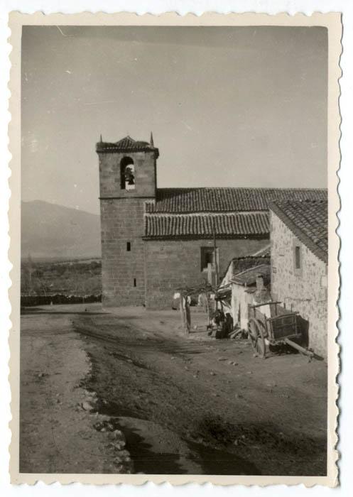 Buenaventura. Iglesia de la Santa Cruz. 1958. (P-40)
