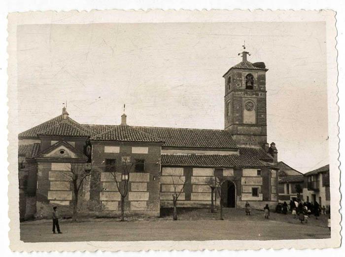 El Carpio de Tajo. Iglesia San Miguel Arcángel. 1958 (P-225)