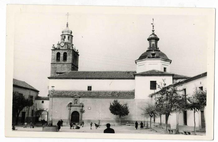 El Puente del Arzobispo.Iglesia Santa Catalina. 1965 (P-243)