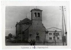 San Martín de Montalbán. Iglesia de San Andrés. 1960 (P-794)