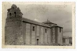 Torrecilla de la Jara. Iglesia Santiago Apóstol.1960(P-1402)