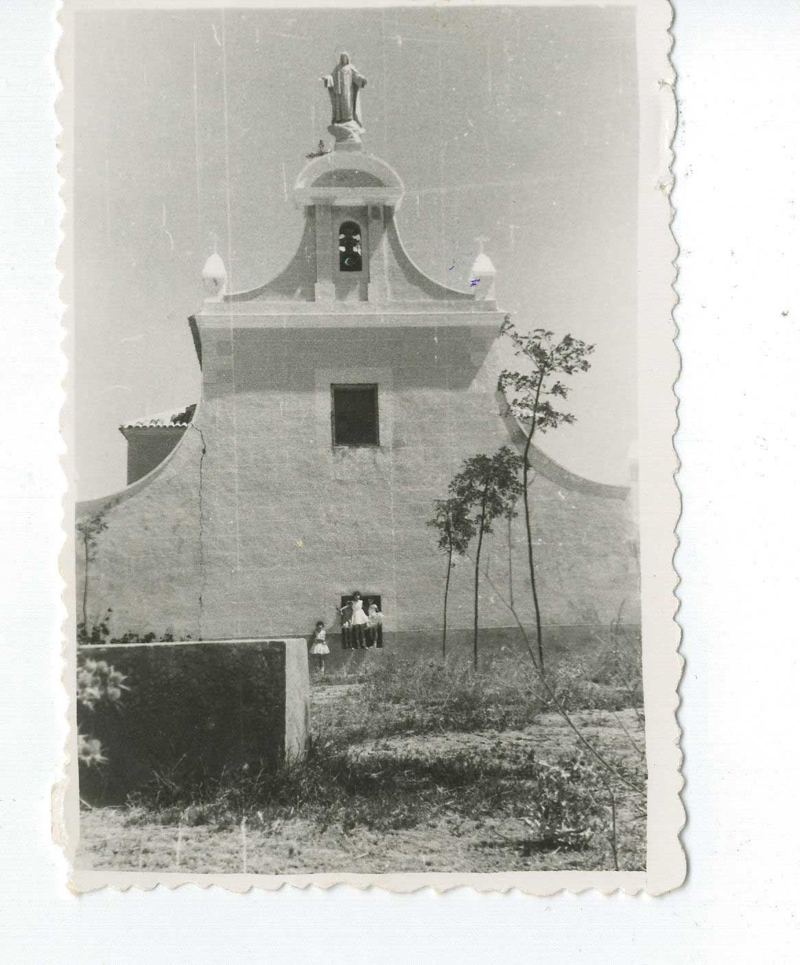 Val de Santo Domingo. Ermita de Santa Ana. 1960 (P-1452)