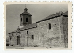 Mazarambroz. Iglesia parroquial de la Asunción.1959 (P-2690)