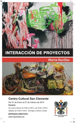 Carteles Exposiciones 2014