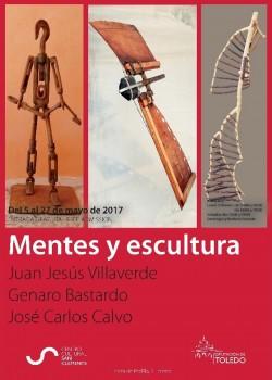 Mentes y escultura