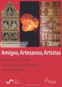 Amigos, Artesanos, Artistas