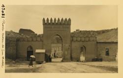 Toledo. Puerta de San Martín, 1929. Fondo Loty