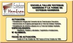 ESTEBAN HAMBRAN I (LA TORRE DE E. H.)