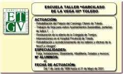 GARCILASO DE LA VEGA III (TOLEDO)