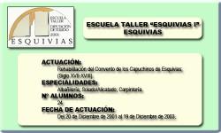 ESQUIVIAS I (ESQUIVIAS)