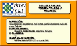 VIRREY TOLEDO I (OROPESA)