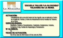LA ALCAZABA (TALAVERA DE LA REINA)