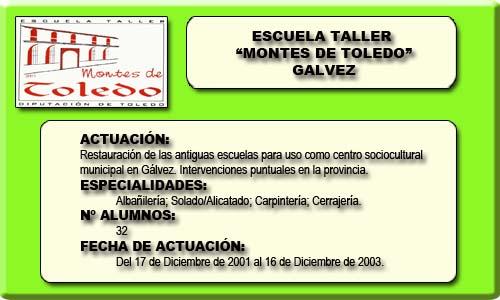 MONTES DE TOLEDO (GALVEZ)