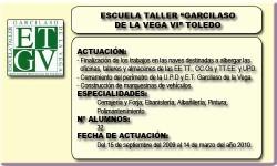 GARCILASO DE LA VEGA VI (TOLEDO)