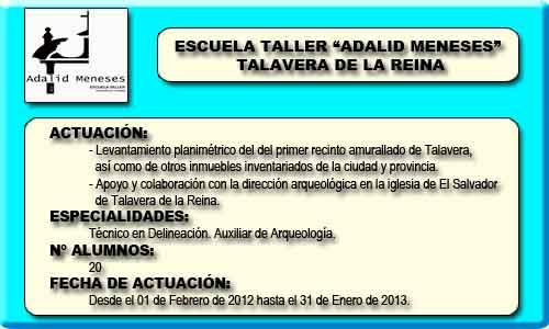 ADALID MENESES (TALAVERA DE LA REINA)
