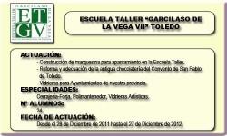 GARCILASO DE LA VEGA VII (TOLEDO)