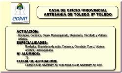 PROVINCIAL ARTESANIA TOLEDO II (TOLEDO)