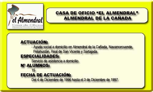 EL ALMENDRAL (ALMENDRAL DE LA CAÑÁDA)